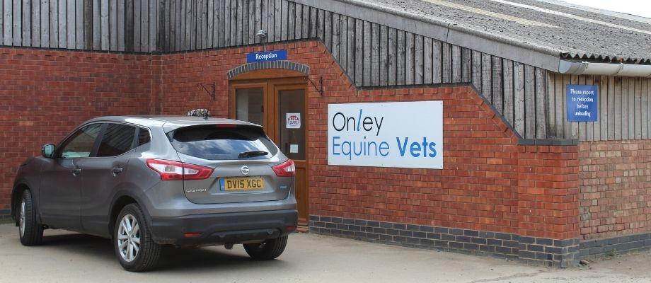 Towcester Equine Vets at Onley